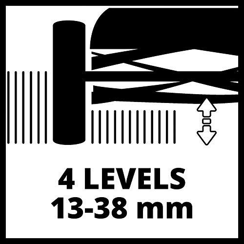 Einhell GE-HM 38 S | Nachlaufmäher | Handrasenmäher - 10