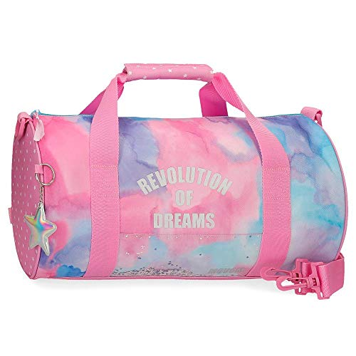 Movom Revolution Dreams Bolsa de Viaje Multicolor 41x21x21 cms Poliéster 18.08L