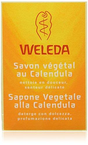 Weleda - Jabón vegetal caléndula 100 g