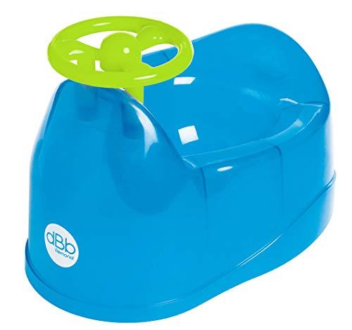 dBb-remond 304356 Plastica Blu vasino per bambino