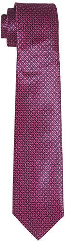 Park Avenue Men's Synthetic Necktie (PZNX18224-V6_Dark Violet_150)