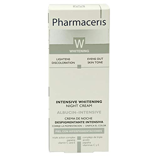 Pharmaceris W ALBUCIN INTENSIVE Intensive Whitening Night Cream