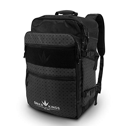 Bunkerkings Supreme Backpack/Gear Bag - Royal Black
