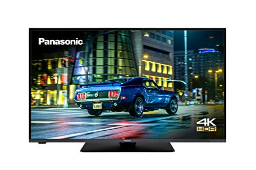 Panasonic TX-43HX580BZ 43 Inch 4K Ultra HD Multi HDR LED LCD Smart TV with Freeview Play (2020), Black