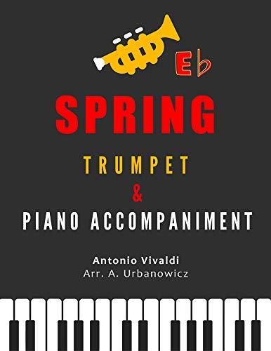 Spring - Antonio Vivaldi - E♭ Major | Trumpet/Cornet +