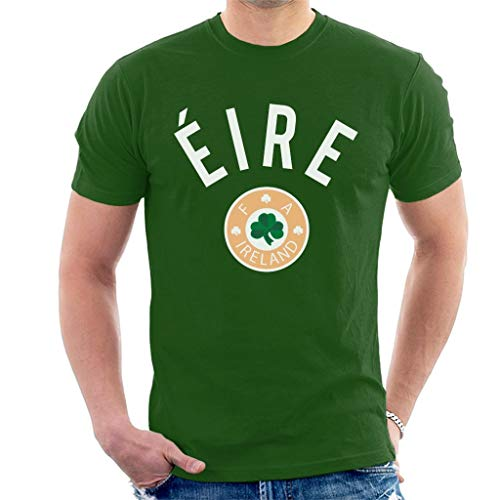 Toff Vintage Football Eire Ireland Men's T-Shirt
