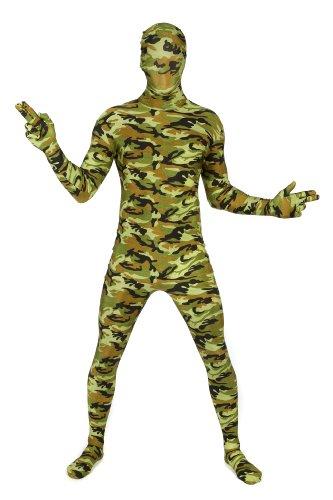 Morphsuits - Commando Pour Hauteur 165-180 Cm - Taille L