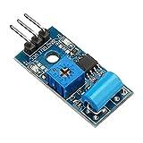 Módulo electrónico Módulo sensor del ángulo de inclinación LM393 Mini sonda de detección de inclinación for A-r-d-u-i-n-o - productos que funcionan con placas A-r-d-u-i-n-o oficiales 10pcs Equipo elec