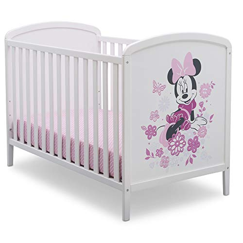 Disney Minnie Mouse 4-in-1 Convertible Crib by Delta...
