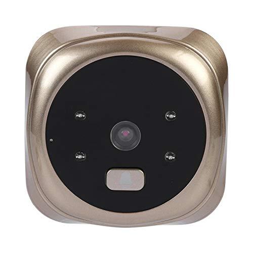 DAUERHAFT Monitoreo de la cámara del Visor de la Puerta, para Pantalla HD