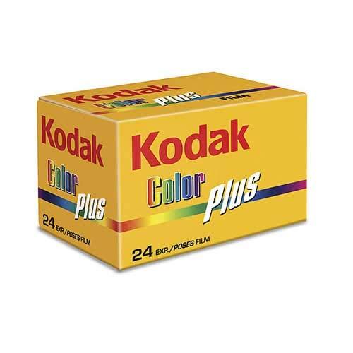 Kodak 6031454 - Película fotográfica (24 x 36 mm), con 24 exposiciones
