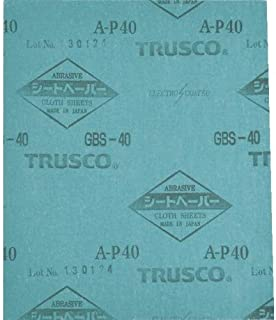 TRUSCO(トラスコ) シートペーパー#80 1枚入 GBS801P