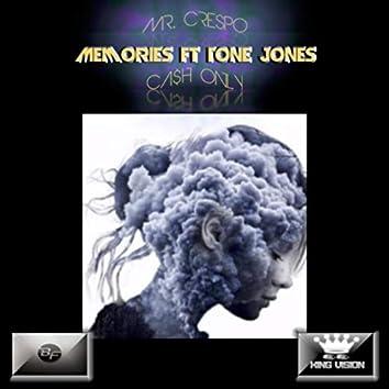Memories (feat. Tone Jones)