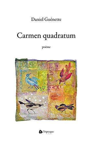Carmen quadratum (French Edition)