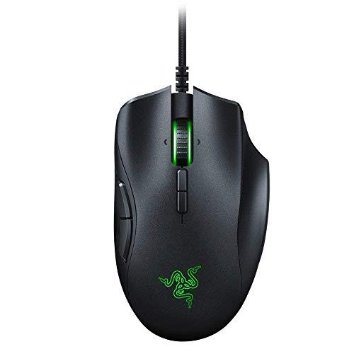 Mouse Gamer Naga Trinity 16. 000 Dpi Razer, Mouses, Preto