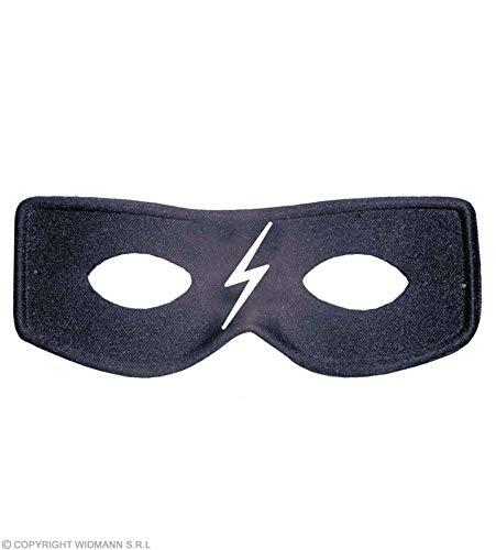 Widmann ? Domino Caballero Masque de Zorro pour enfants, taille unique, 6385z