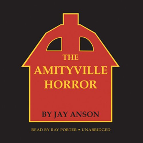 The Amityville Horror copertina
