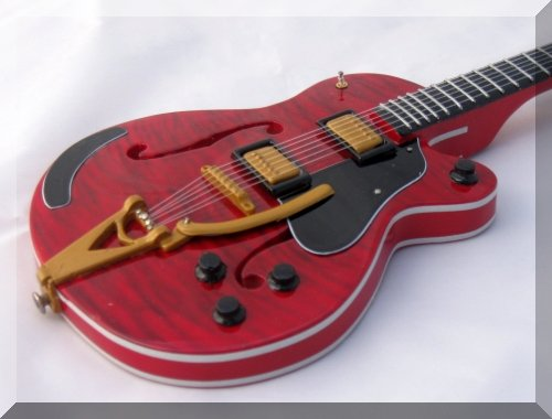 CHET ATKINS Miniatura Guitarra