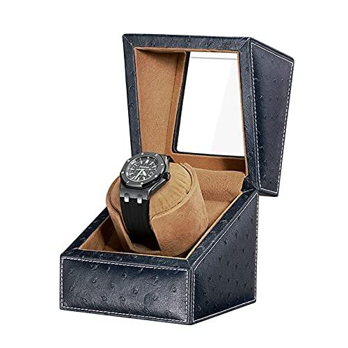 Dispositivo Mecedora Reloj Mecánico De Madera Maciza Dispositivo De Reloj Automático Reloj De Almacenamiento Caja De Almacenamiento Dispositivo De Bobinado Dispositivo De Giro Dispositivo De (Color:A)