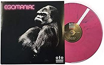 Egomaniac (Exclusive Limited Edition Pink And Black 2XLP Vinyl)