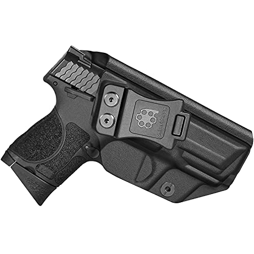 Amberide IWB KYDEX Holster Fit: S&W M&P 9/40 M2.0 Compact...