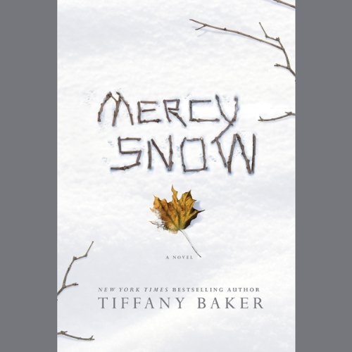 Mercy Snow audiobook cover art