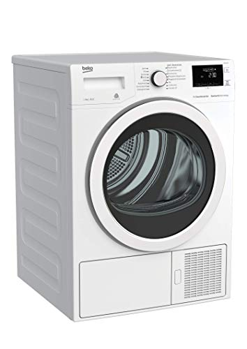 Beko DE8635RX Wärmepumpentrockner/A+++ (-10%)/84,6 cm Höhe/159 kWh/Jahr/weiß - 3