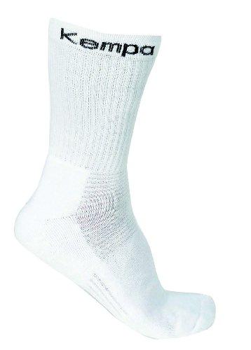 Kempa Team Classic Socks (3 Pairs) Chaussettes handball homme Blanc/Noir 46-50