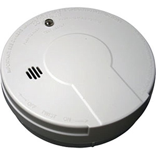 Kidde 0915E Alarms Battery 408-0915E-battery Operated Smoke Detector w/exit Light