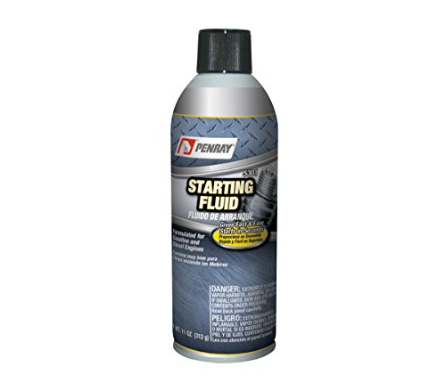 Penray 5301 Standard Ether Content Starting Fluid