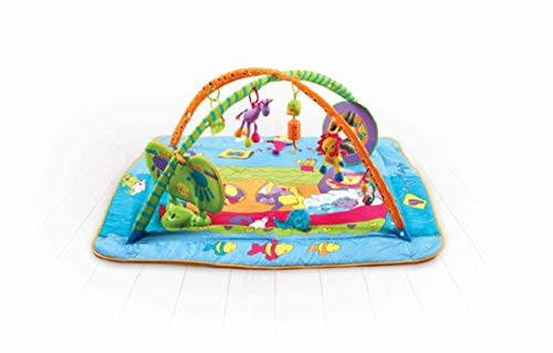 Tiny Love Gymini Kick and Play Manta de juego, multicolor