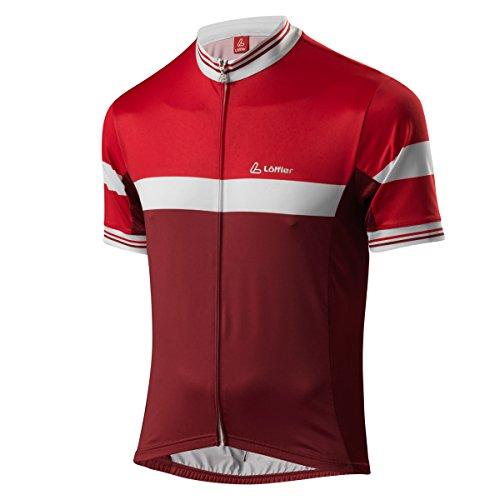 LÖFFLER Herren Bike Trikot Classico FZ 20122 - Fahrradshirt