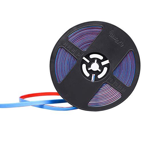 Fanville 3 stks Keramiek Tegel Sealing Strips Zelfklevende Keramiek Tegel Randen Tape Decoratieve Tape Foil Room Floor Crevice Line Sticker