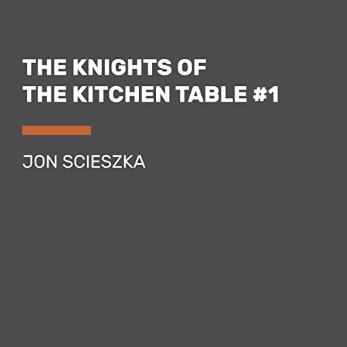 The Knights of the Kitchen Table audiobook cover art