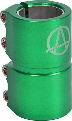Apex V3 SCS Compression Patinete de bar Clamp horquilla/pinza verde