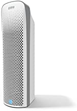 Pure Enrichment PureZone Elite True HEPA Large Room Air Purifier, UV Light Sanitizer, Air Quality Monitor, 4 Stage Filtration - Helps Destroy Bacteria, Smoke, Pollen, & Dust (White)
