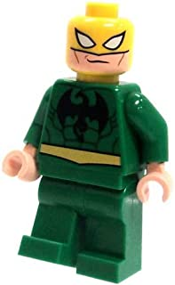 Lego Super Heroes Iron Fist Minifigure