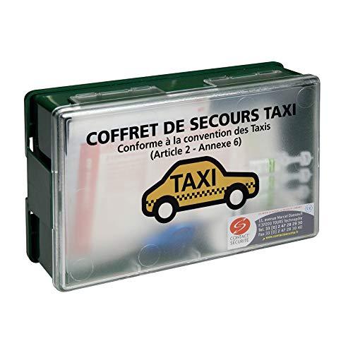 Contact Sécurité Trousse de secours Taxi