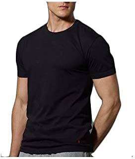 Polo Ralph Lauren Slim Fit Crew Neck Undershirts 3-Pack