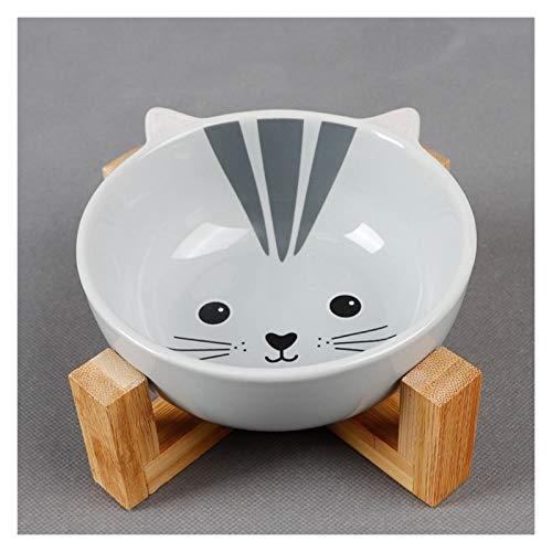 JSJJAQA Ciotola per Animali Domestici Animali Domestici Bowl...