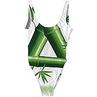 子供 女性のためのセクシーなサマートップス 用 水着 肌触り良い水着 レディース競泳 ガールホルタータンクモノキニ付き 吸汗速乾 大きいサイズL/XL/2XL/3XL 着脱しやすい ボトムアスレチック水着付き