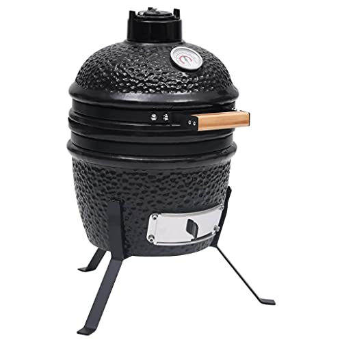 vidaXL Kamado Grill Smoker 2-in-1...