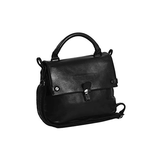 The Chesterfield Brand Black Label Madeline Handtasche Leder 23 cm