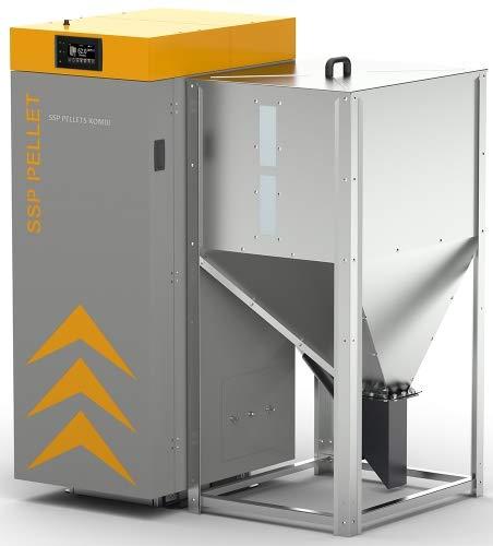 SSP - Caldera de pellets (24 kW)