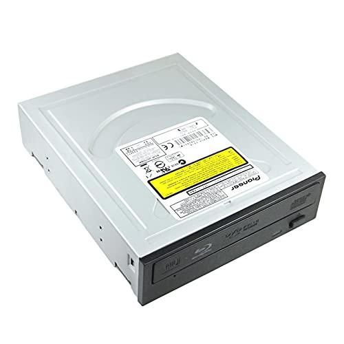 Reproductor de películas Blu-ray y quemador interno de 12 x 3D para ordenador Pioneer BDR-207 BDR-207DBK, doble capa 25 GB 50 GB BD-RE BD-R DL Disc 16X DVD+-RW RAM CD-RW Writer SATA unidad óptica