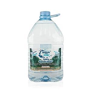 Agua de mar pet de 5 litros