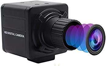 Usb Camera HD 1.3MP Low Illumination Webcam CMOS AR0130 Mini USB with Camera,USB 2.0 UVC for Free Driver Web Cams,Indoor O...
