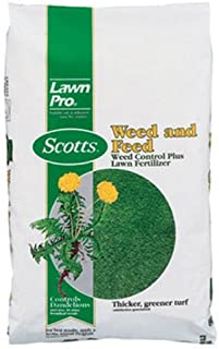 Scotts LawnPro Weed and Feed Weed Control Plus Lawn Fertilizer - 14.63 lb. 51105 (Discontinued by Manufacturer)