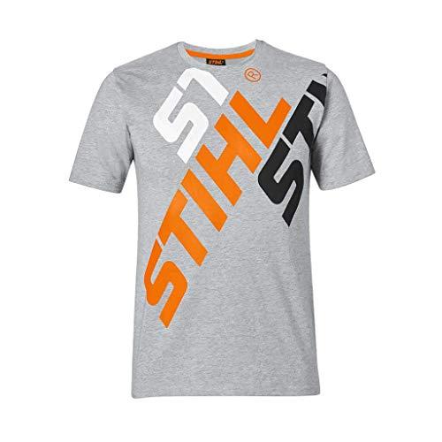 Stihl Camiseta gris, S