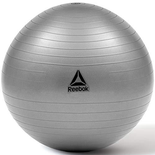 Reebok Gymnastikball, Grau, 55cm